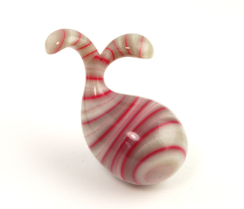 "Adam Paxon – ""Squirming"" FlourishRing in carved acrylic £470"