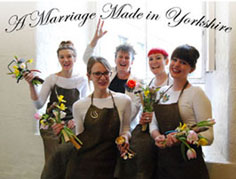 'A Marriage Made in Yorkshire' The Alternative Wedding Show 2014