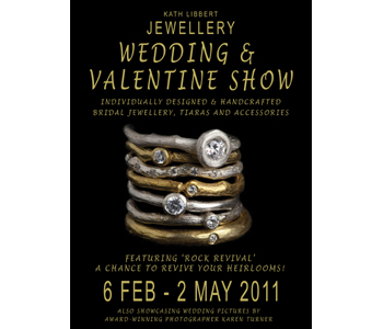 Invitation to the 2011 Alternative Wedding Show