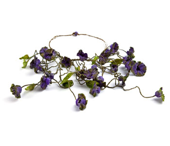 Campanula necklace for Cate Blanchett