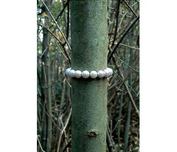 Tree necklace #1